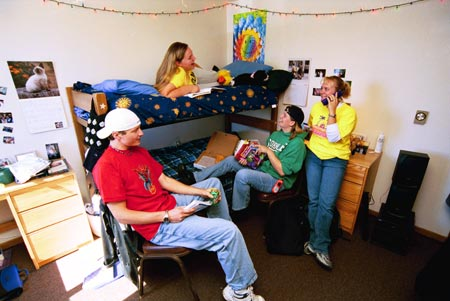 College Should Be Comfortable – Start with Great Housing!
