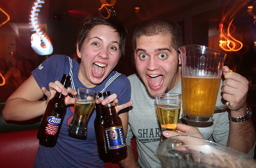 alcohol college